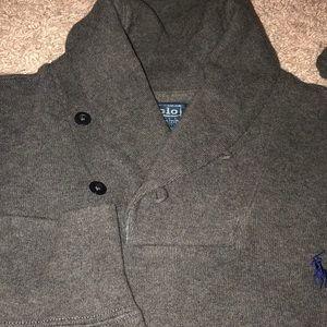 Ralph Lauren polo long sleeve sweater medium 632a4d88d